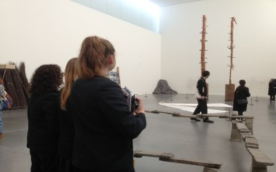 Year 11 Art students visit Tate Modern