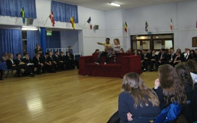 Year 11 Safe Drive Presentation