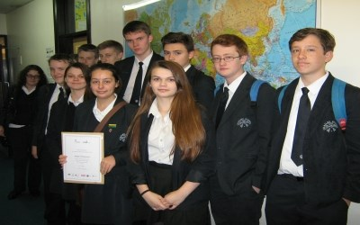 Year 11 take part in PISA tests