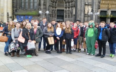 Year 11 trip to Cologne