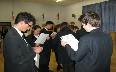 Year 11 Trial exam results