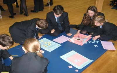 Year 7 Puzzle Morning
