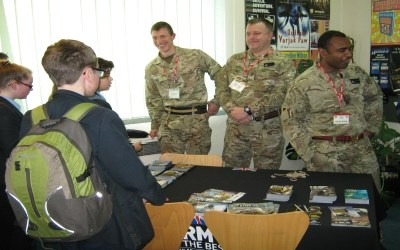 Army Careers Event