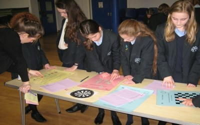 Year 7 Maths Puzzle Morning - second session