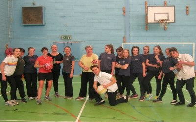 Sports Relief - Netball