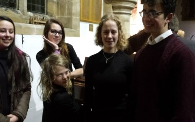 Chailey students showcased in music concert