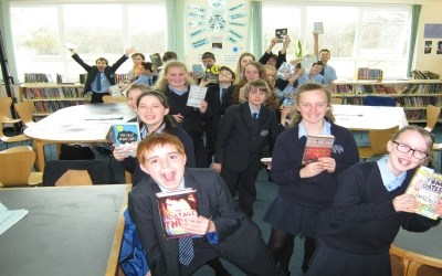 Year 7 Sponsored Readathon