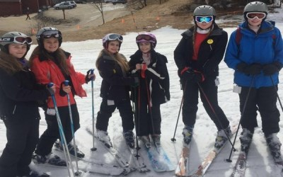 The 2016 Chailey School Ski Trip