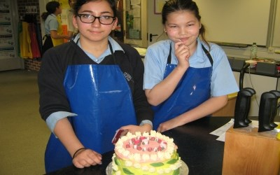 Interform Bake Off - Year 8