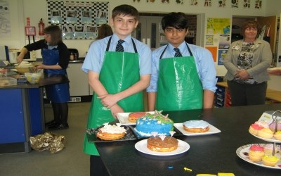 Interform Bake Off - Year 9