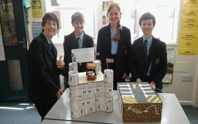 Humanities 'Amazing Humans' Inter-form Winners