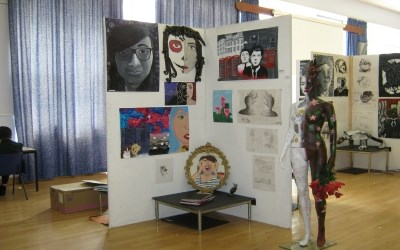 GCSE Art and Design and Technology Exhibition