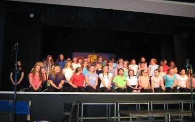 The Summer Show and Arts Award Presentation