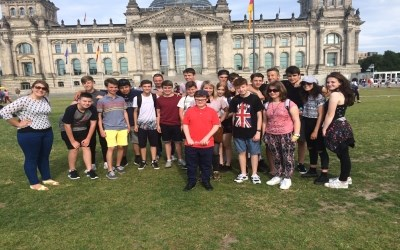 Year 10 trip to Berlin
