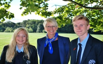 Chailey welcomes Helen Key, our new Headteacher