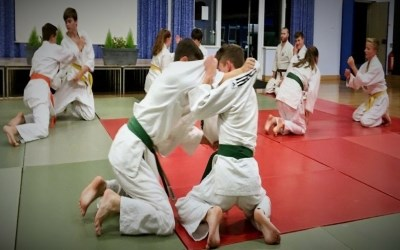 Judo at Chailey