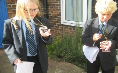 Year 7 Learn Outside the Classroom in Geography