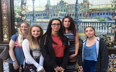 Year 11 trip to Madrid