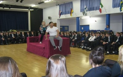 Year 11 Road Safety Presentation