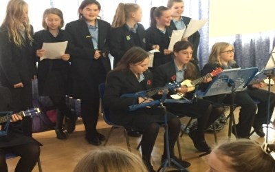"""Sing and Strum"" Ukulele Club"