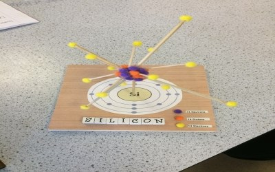 Year 9 make model atoms