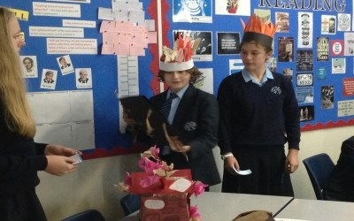 Year 8 become Shakespearian experts