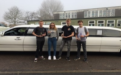 Enterprise Challenge Prizewinners Day Out