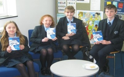 Year 8 Reading Groups
