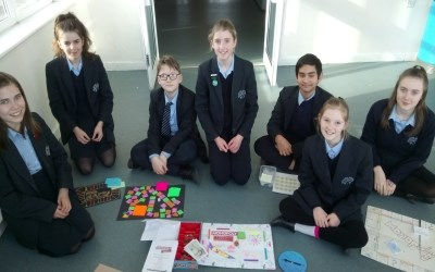 Creative Maths with Year 7