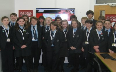 BBC School News Report Day