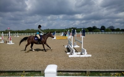 Chailey triumphs at National County Showjumping Championships