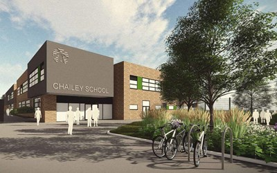 Major Investment for Chailey School