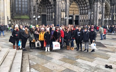 Cologne Christmas Markets Trip