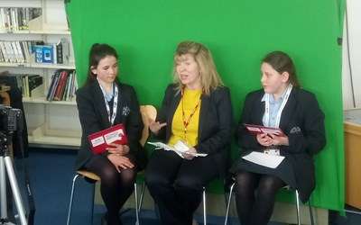 Interview with Maria Caulfield MP
