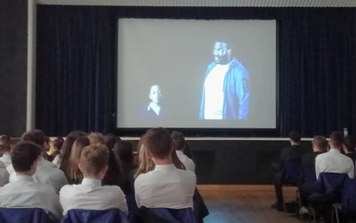 Live 'Macbeth' Performance for Year 11