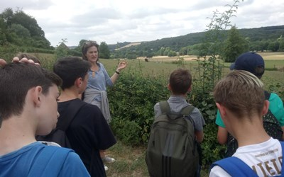 Year 7 Weald and Downland Museum Trip