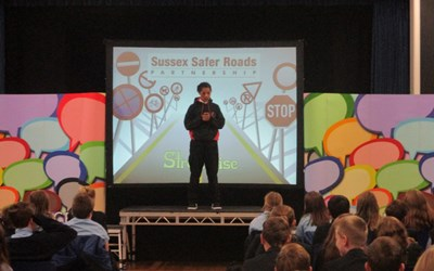 Year 7 Road Safety Workshop
