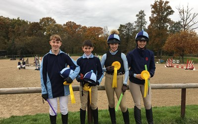 Chailey School Equestrian Team