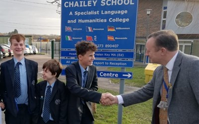 Chailey School Mock Election Result 2019